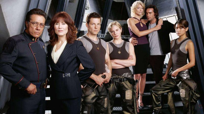 Battlestar Galactica - twórcy nowego serialu zapowiadają eksperymentalne podejście. Kiedy rozpoczną się zdjęcia?