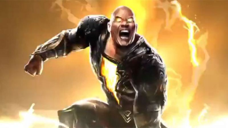 Black Adam - The Rock grozi herosom! Świetne grafiki koncepcyjne, potwierdzono nowe postacie