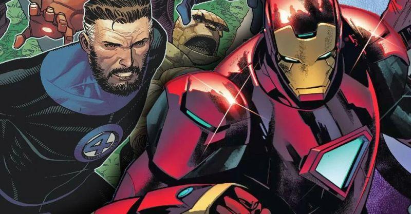 Marvel - Iron Man tworzy kolejną nową zbroję. Symbol na niej może Was zdziwić