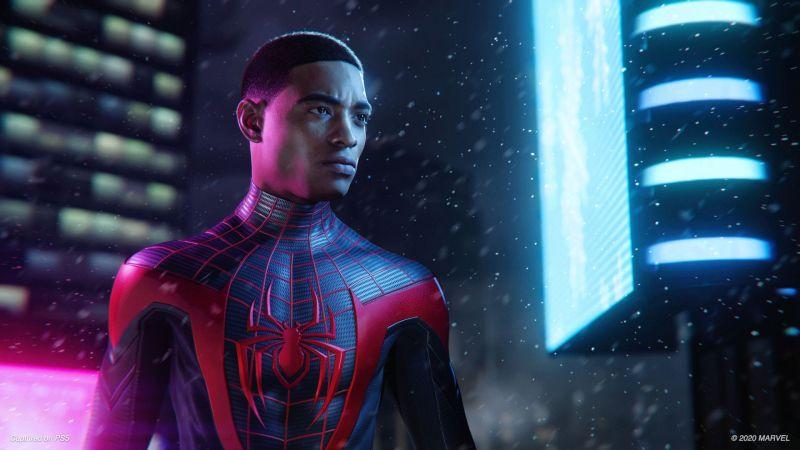 Marvel's Spider-Man: Miles Morales - recenzja gry