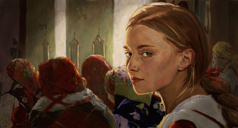 Chłopi - zdjęcia z aktorskiego planu nowej animacji twórców Twojego Vincenta