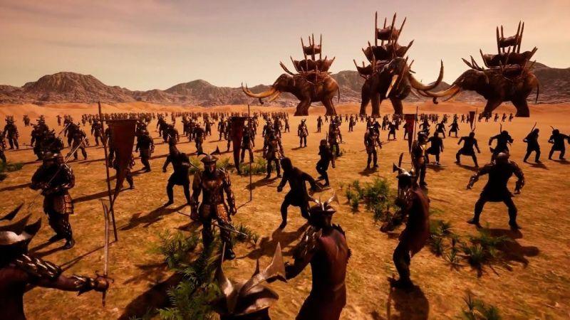 Władca Pierścieni: Bitwa o Śródziemie w wersji Reforged. Pierwszy gameplay z fanowskiego projektu