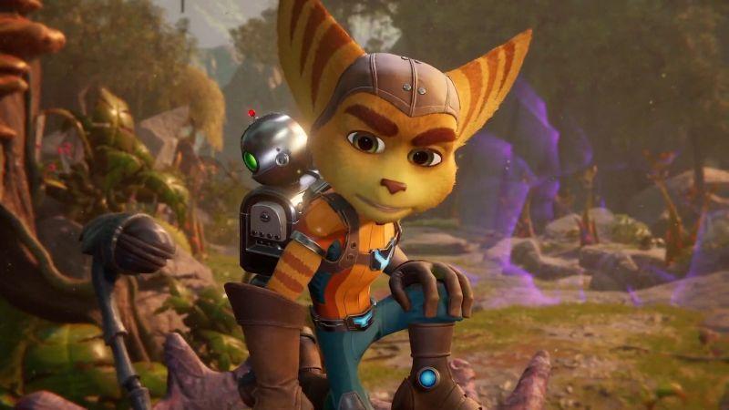 Ratchet & Clank: Rift Apart - gameplay zobaczymy na targach Gamescom 2020