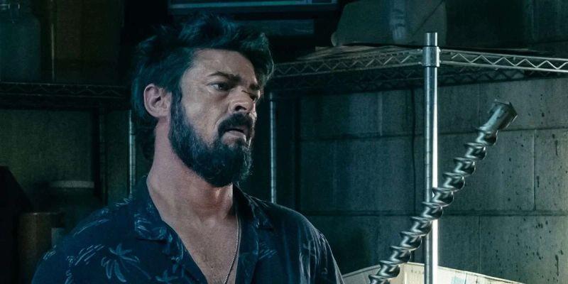 The Boys - kolejny aktor znany z Władcy Pierścieni w serialu. Starr jako Wolverine na fanarcie