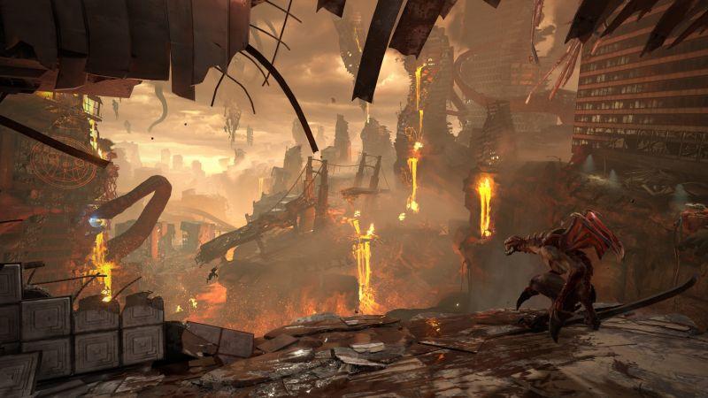 Xbox Game Pass - Doom Eternal może trafić do biblioteki. Tajemnicza zapowiedź na Twitterze