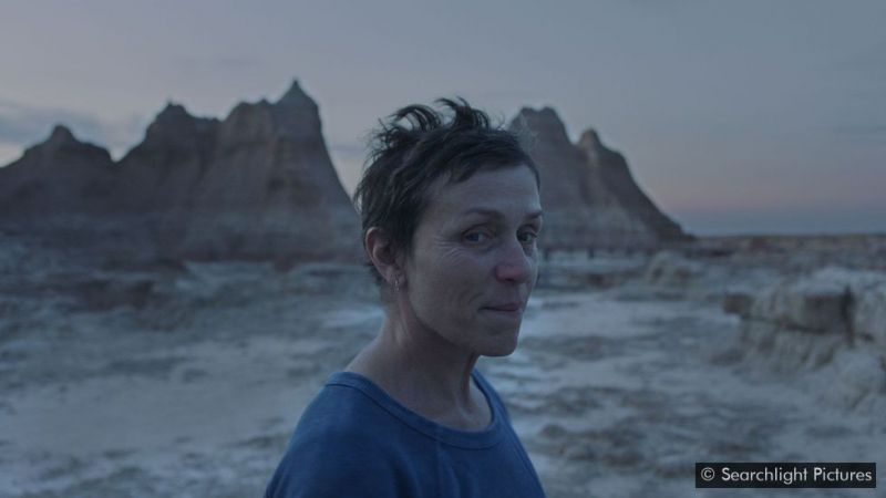 Nomadland z nagrodą publiczności w Toronto. Co to oznacza w kontekście Oscarów?