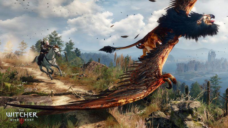 Wiedźmin 3 z darmową aktualizacją do wersji PS5 i Xbox Series! CD Projekt ujawnia szczegóły