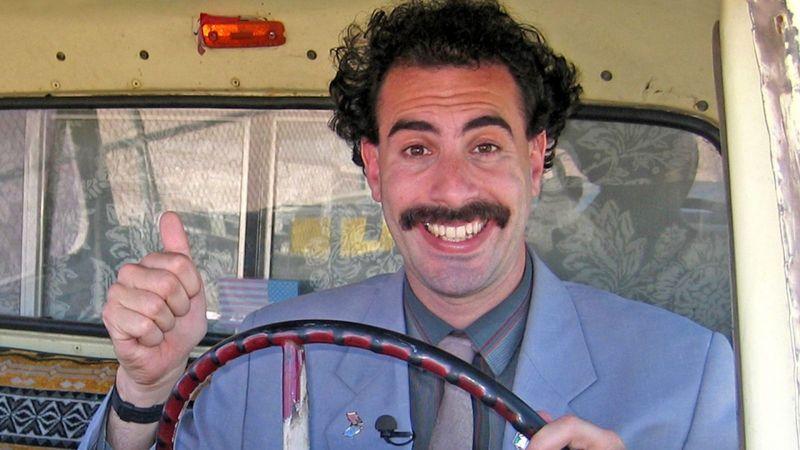 Borat 2 - film pobił oscarowy rekord Guinnessa. W jakiej kategorii?