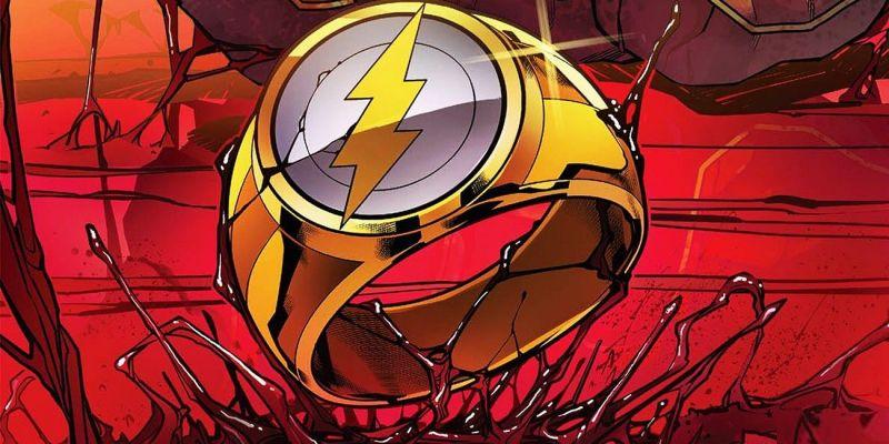 Flash stworzył swój pierścień z [SPOILER]. Ta historia chwyta za serce