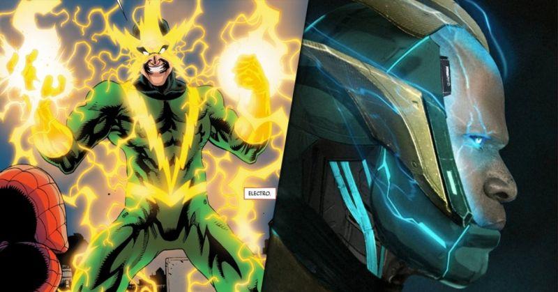 Spider-Man 3 - jak mógłby wyglądać Jamie Foxx jako Elektro w MCU? Grafiki fanów