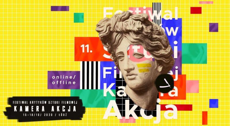 11. Festiwal Krytyków Sztuki Filmowej Kamera Akcja - początek imprezy i program festiwalu