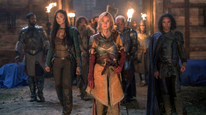 The Outpost – serial fantasy od The CW doczeka się dodatkowych odcinków