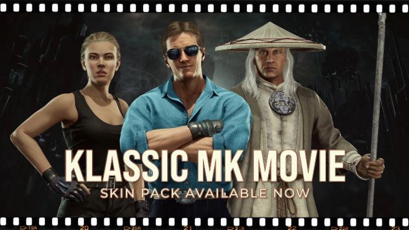 Mortal Kombat 11 - klasyczne postacie z filmu z 1995 roku zaprezentowane. Oto zwiastun