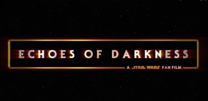 Star Wars: Echoes of Darkness - zobaczcie zwiastun aktorskiego filmu fanowskiego. Rewelacja!