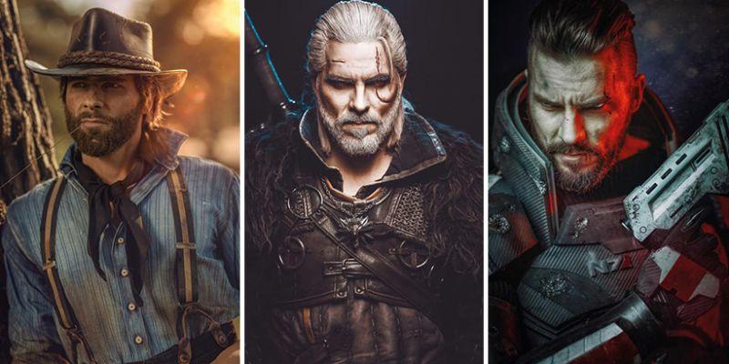 Wiedźmin, Kratos i nie tylko. Maul Cosplay już szykuje się na 2021 rok