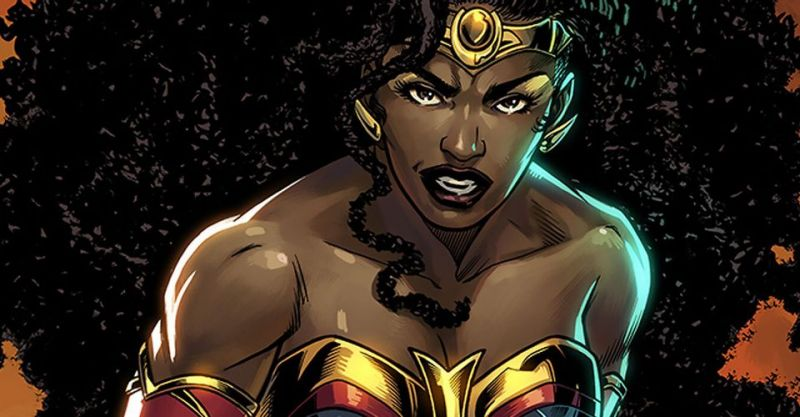 Czarnoskóra Wonder Woman wraca do świata DC. Poznajcie Nubię