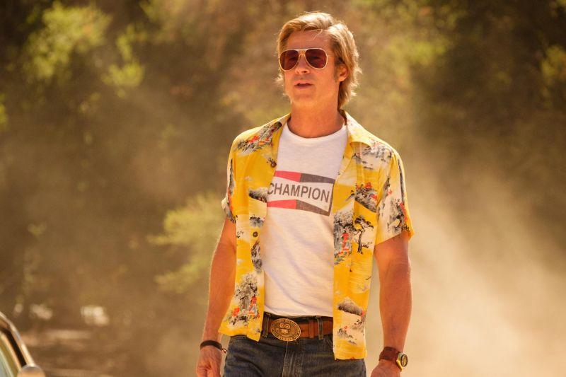 Bullet Train - sponiewierany Brad Pitt na zdjęciach z planu filmu reżysera Deadpoola 2