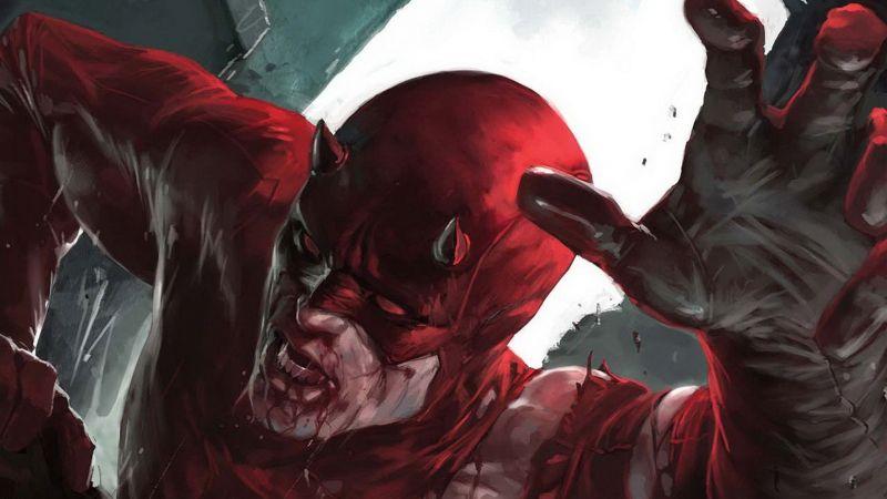 Marvel pokazał pierwszego Daredevila. Był mutantem i wyglądał inaczej, niż myślicie