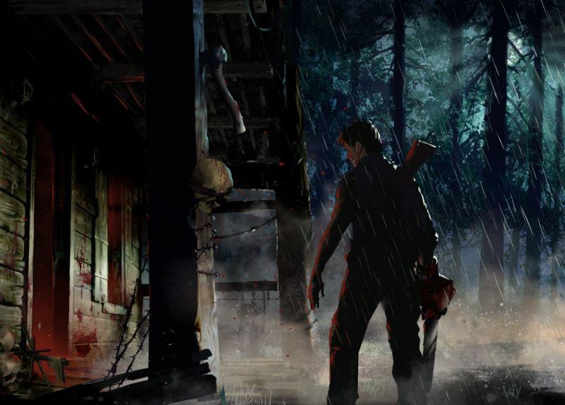 Bruce Campbell powraca do roli Asha. Zapowiedziano grę Evil Dead: The Game