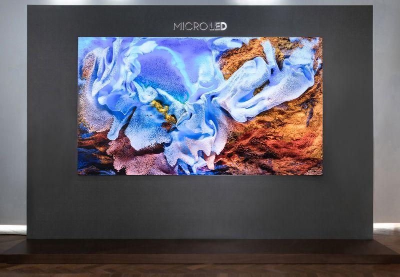 Samsung MicroLED trafi do użytkowników domowych