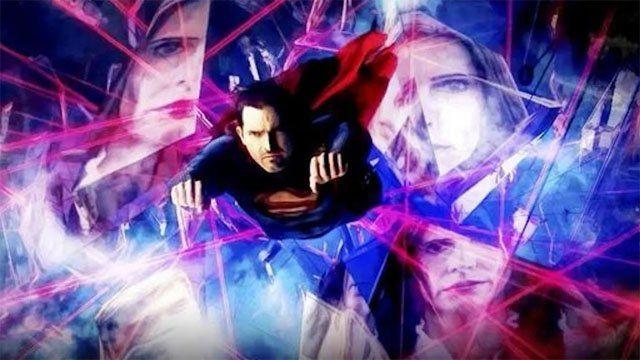 Superman & Lois - pierwszy zwiastun serialu. Człowiek ze stali obiecuje chronić rodzinę