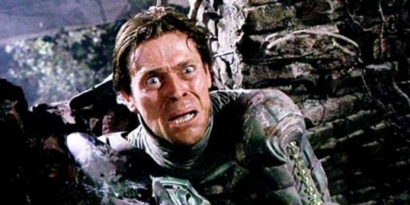 Spider-Man: No Way Home - Willem Defoe intryguje odpowiedzią w wywiadzie