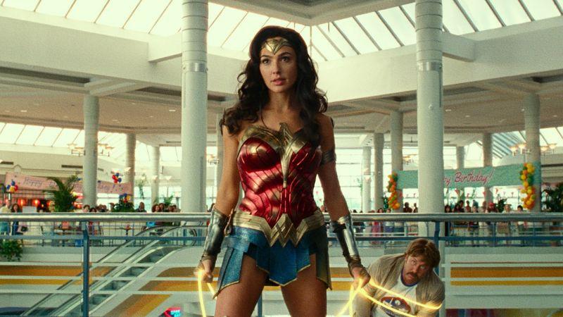 Wonder Woman 1984 - wynik finansowy z kin najlepszy w 2020 roku. Jak w HBO Max?