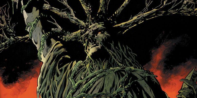 Ekologiczna apokalipsa w uniwersum DC. Ludzkość wymarła, władcą Ziemi jest Swamp Thing