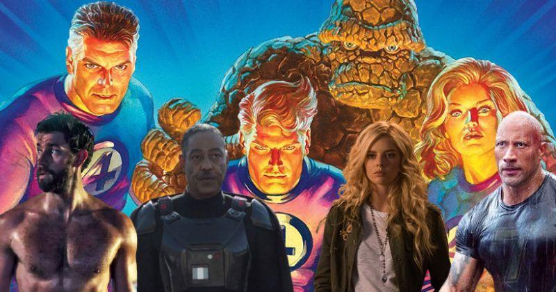 Marvel - Fantastyczna Czwórka wkracza do MCU. Kto zagra główne role? Typy bukmacherów zaskakują