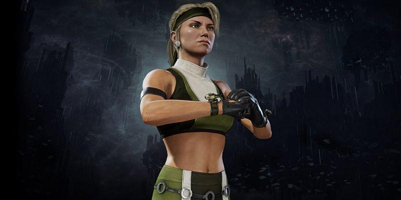 Mortal Kombat -  Kerri Hoskins ponownie jako Sonya Blade. Aktorka wróciła do roli na Instagramie