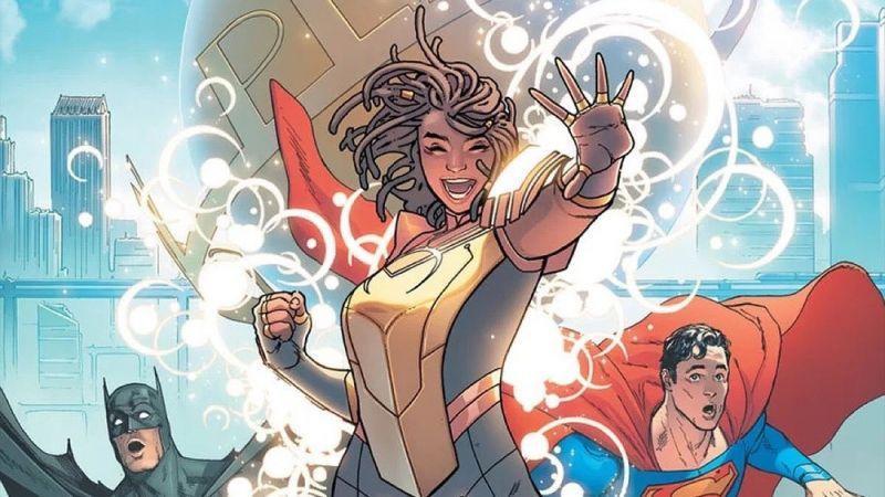 Naomi - oficjalne zdjęcie superbohaterki z serialu ze świata DC