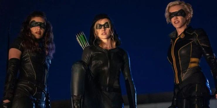 Green Arrow and the Canaries - spin-off Arrow anulowany przez The CW