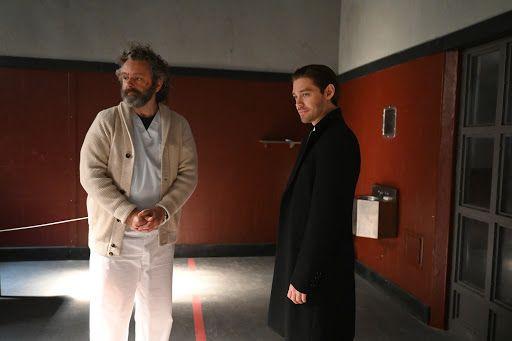 Syn marnotrawny - zwiastun kolejnych odcinków 2. sezonu serialu. Są postacie Catherine Zety-Jones i Alana Cumminga