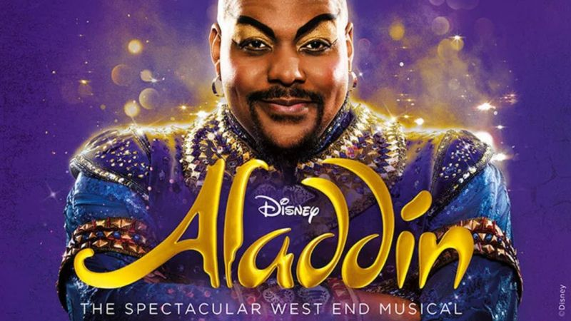 Aladdin: Live From the West End - musical trafi na Disney+ jeszcze przed kwietniem 2021?