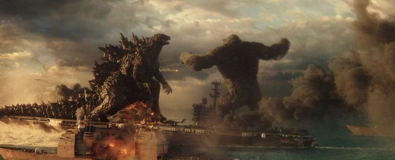 Godzilla kontra Kong - recenzja filmu