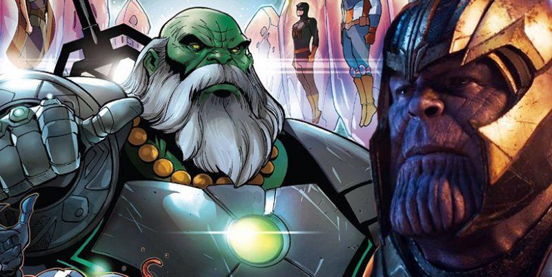 Zły Hulk jak Thanos. Odtworzył jedną z najokrutniejszych scen z MCU