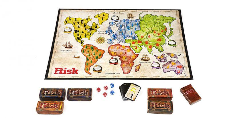 Ryzyko - powstanie serial na podstawie gry planszowej. Jeden z twórców House of Cards za sterami