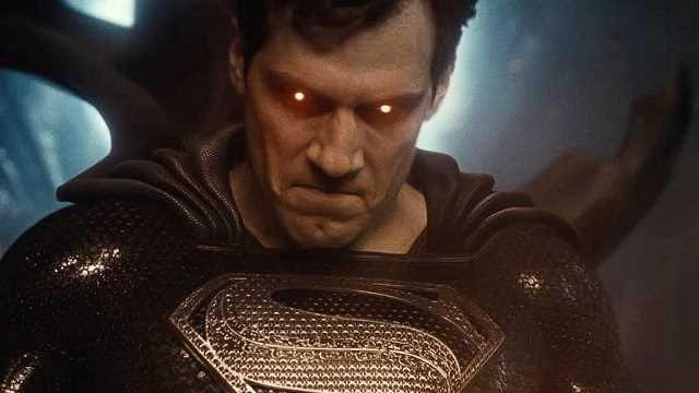 Liga Sprawiedliwości Zacka Snydera - Superman w czerni promuje zwiastun na nowym wideo