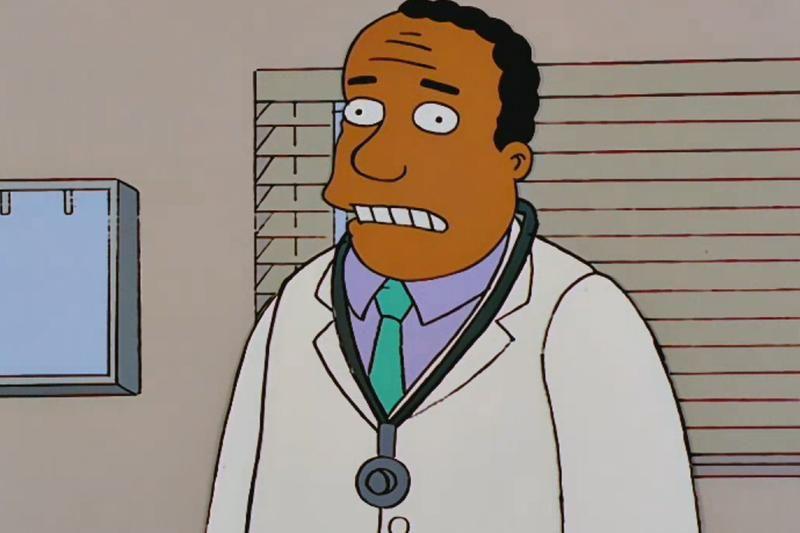 Simpsonowie - nowy aktor użyczy głosu Dr Hibbertowi w serialu