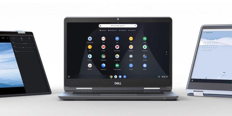 Pandemia napędziła rynek Chromebooków