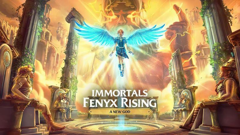 Immortals Fenyx Rising: A New God – recenzja dodatku do gry