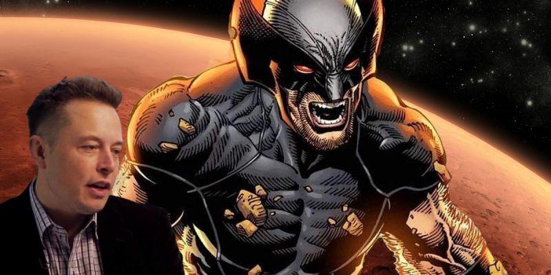 Marvel - Wolverine szybszy niż Elon Musk? X-Meni rozważają kolonizację Marsa
