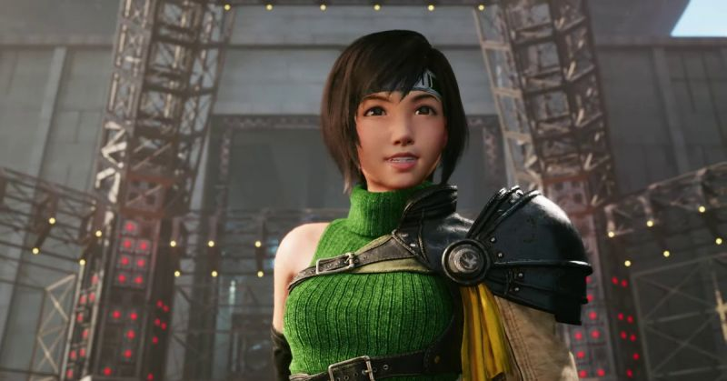 Final Fantasy 7 Remake Intergrade zapowiedziane. Yuffie powraca!
