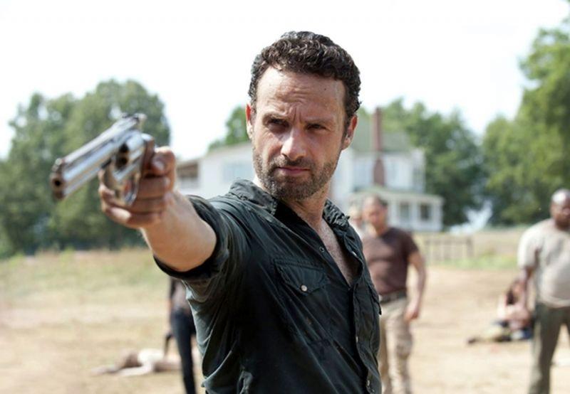 The Walking Dead - twórca komiksu o zakończeniu serialu, spin-offach i filmach o Ricku