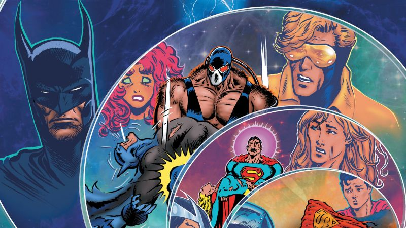 Dlaczego postacie z komiksów w ogóle się nie starzeją? Batman rozwiązał zagadkę