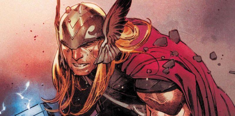 Thor zatrzymał koniec świata. Niewyobrażalna moc - heros zamienił się w [SPOILER]