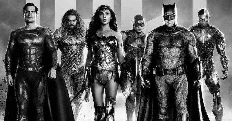 Liga Sprawiedliwości Zacka Snydera – recenzja filmu