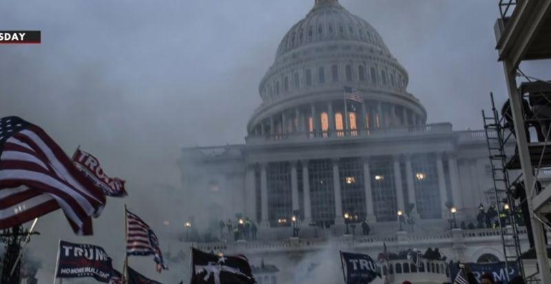 Showtime stworzy serial o ataku na Kapitol Stanów Zjednoczonych. Za sterami twórcy The Comey Rule