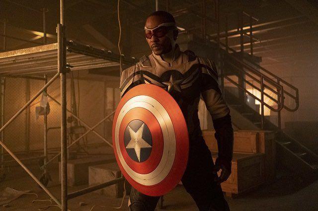 Falcon i Zimowy żołnierz - tak kaskaderzy trenowali walkę. Czy maska Zemo ma związek z Thanosem?