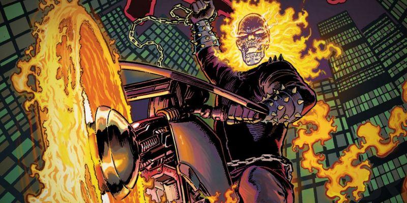 Marvel - Mefisto znów włada piekłem. Jest też nowa postać, Death Rider